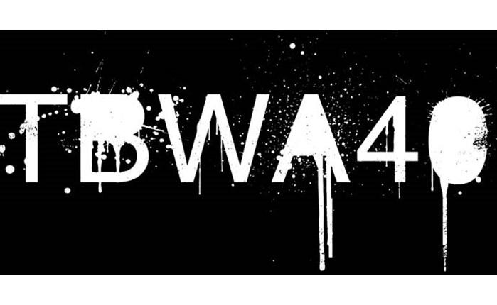 Project για τα 40 χρόνια της TBWA