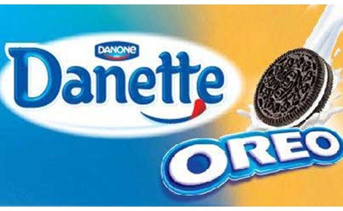 Η avakon+ για τα Danette Βανίλια με Oreo