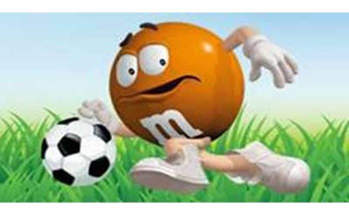 Ποδοσφαιρικός διαγωνισμός από τα M&M'S!
