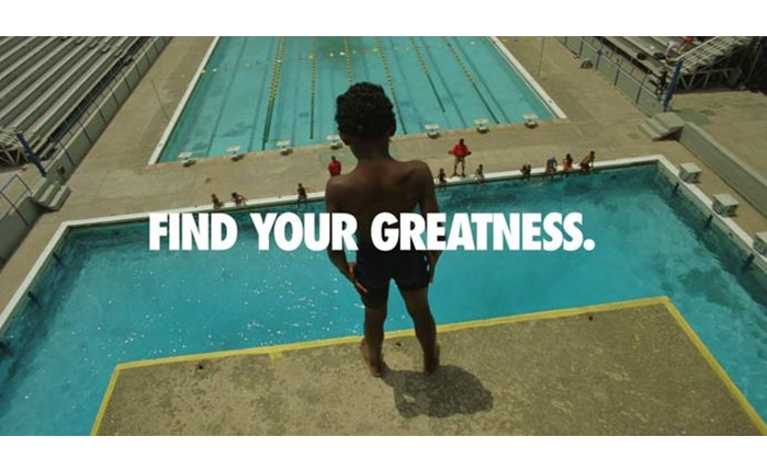 Νέα καμπάνια από τη Nike για τους Ολυμπιακούς