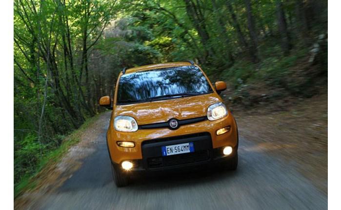 Οι εκδόσεις του νέου Fiat Panda