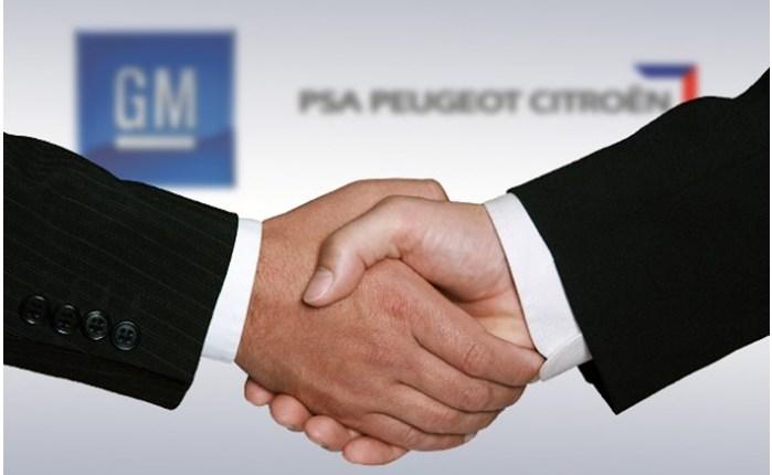 Σε εξέλιξη η συνεργασία GM & PSA Peugeot Citroën