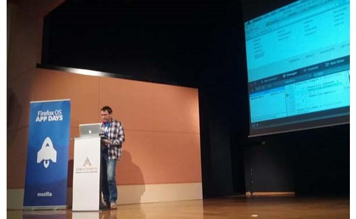 Επιτυχές το 1ο Firefox OS App Day  στην ΟΤΕ Academy