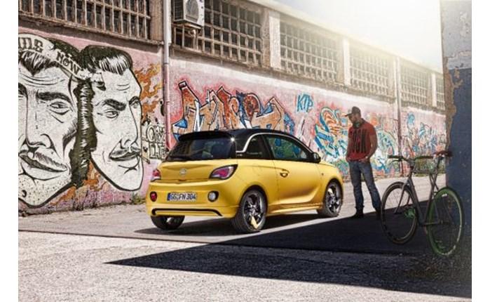 Η επιτυχία του νέου Opel ADAM