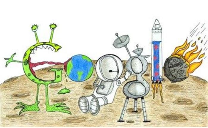 Στην Ελλάδα ο διαγωνισμός Doodle 4 Google