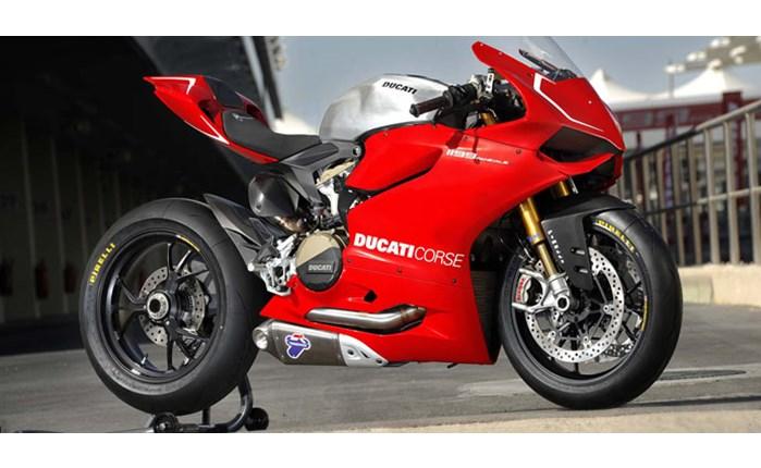 Kosmocar & Frank ανέλαβαν τη Ducati