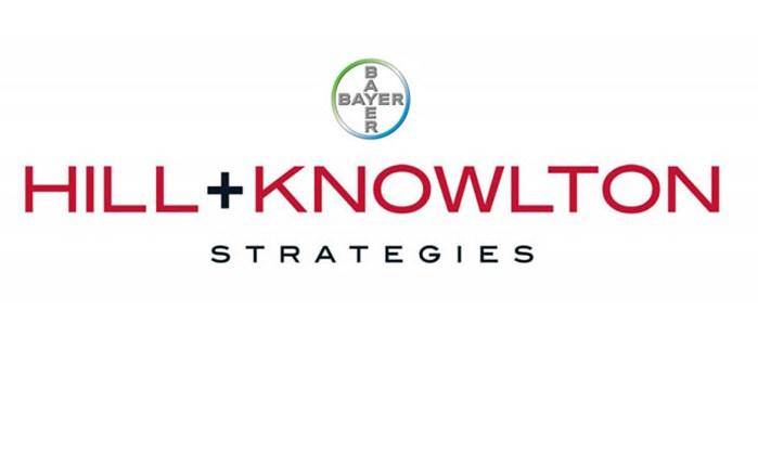 Συνεργασία Bayer με H+K Strategies