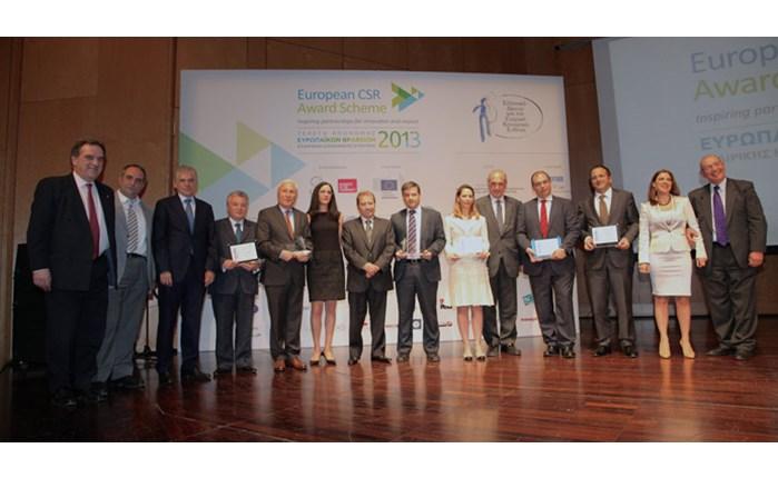 Οι κορυφαίοι των Ευρωπαϊκών Βραβείων ΕΚΕ