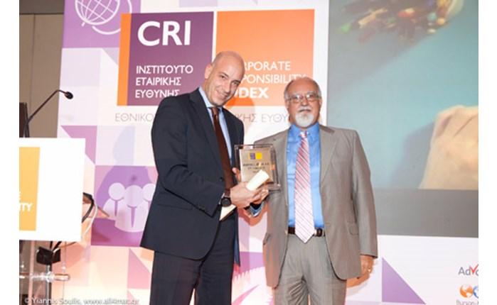 JETOIL: Διάκριση στον CR Index