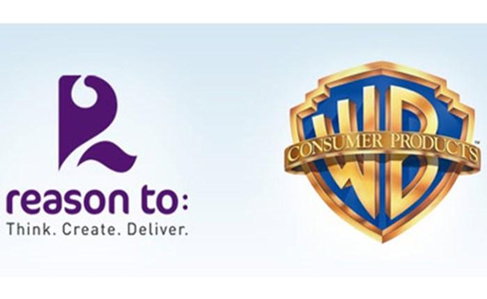 Συνεργασία Reason to: με Warner Bros