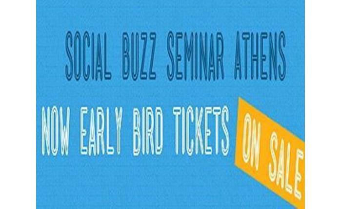 Έρχεται το Social Buzz Seminar