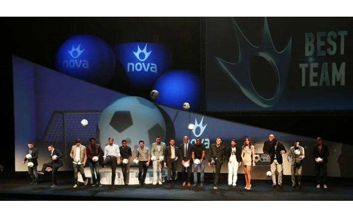 Σούπερ Λίγκα ως το 2017 στη NOVA