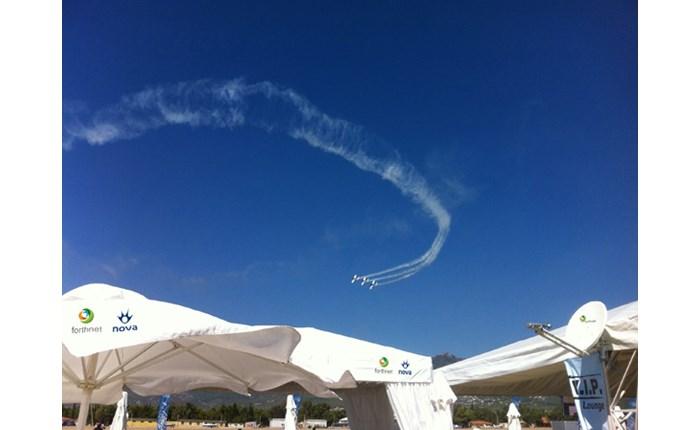 Nova: Χορηγός στο 2ο Athens Flying Week