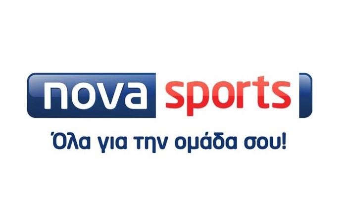 Το γήπεδο της ΑΕΚ στα κανάλια Novasports