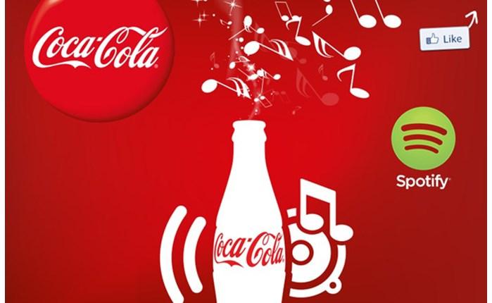 Συνεργασία Coca Cola & Momentum για το Spotify