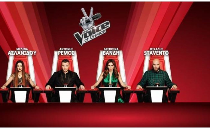 Σάρωσε το «The Voice» την Παρασκευή!