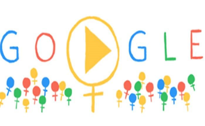 Η Google γιορτάζει την Ημέρα της Γυναίκας
