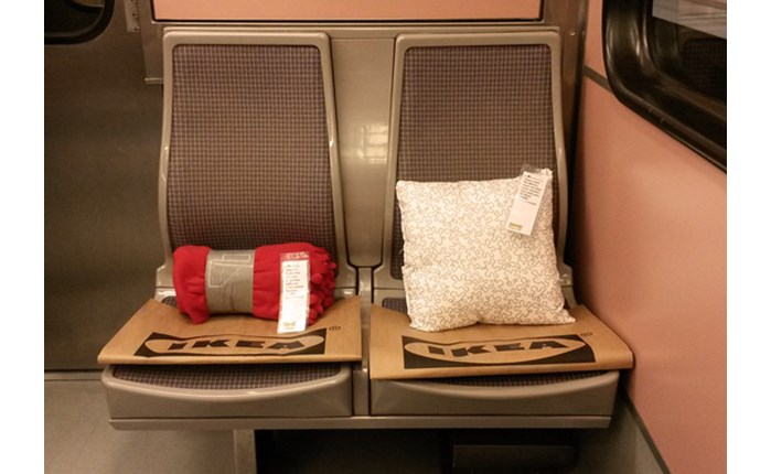 IKEA Morning Trains από την O&M Greece