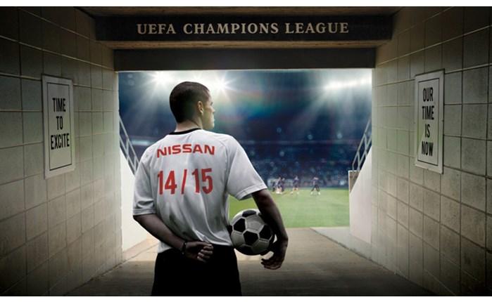 Χορηγική συμφωνία Nissan - Champions League