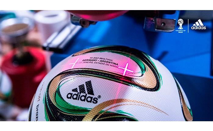 Social θρίαμβος της adidas στο Μουντιάλ!