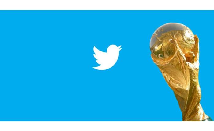 Twitter: Ρεκόρ στο Μουντιάλ της Βραζιλίας