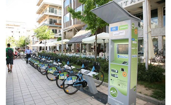 Ποδηλατοδράσεις από ΟΤΕ και COSMOTE
