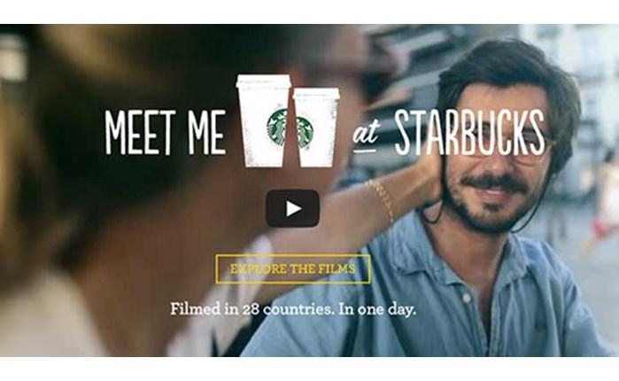 Παγκόσμια καμπάνια από τη Starbucks
