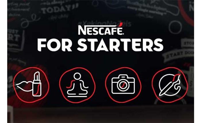 Μαθήματα από τον Nescafé