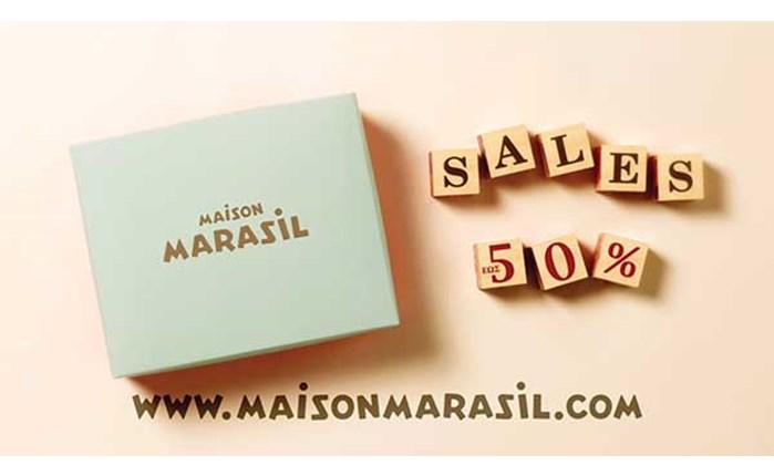 Η ABOUT: για τη MAISON MARASIL
