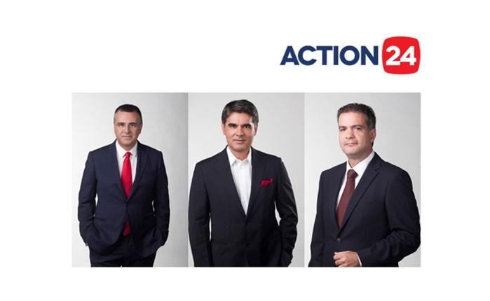 Το ACTION 24 στη Νέα Υόρκη