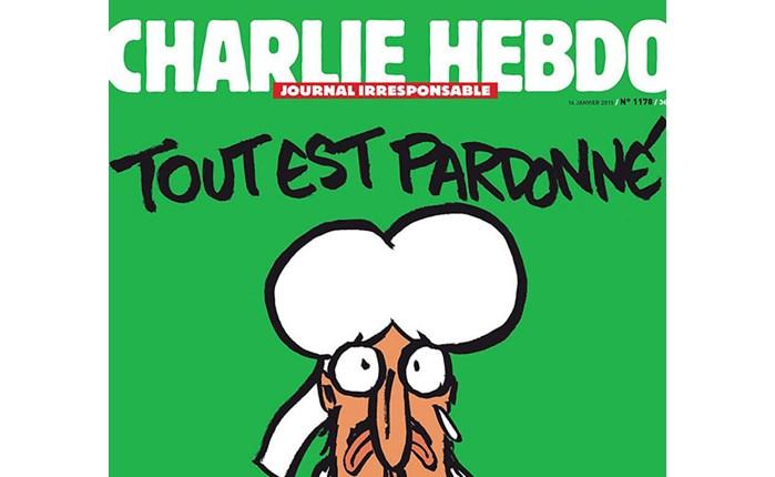 Το C. Hebdo στην Εφημερίδα των Συντακτών