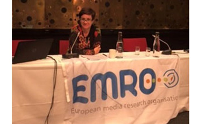 Η Β. Τσάμη στο Συνέδριο της EMRO