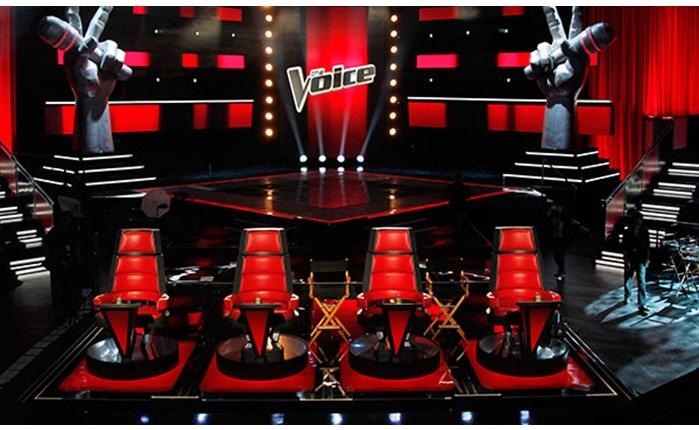 Υψηλή τηλεθέαση το The Voice