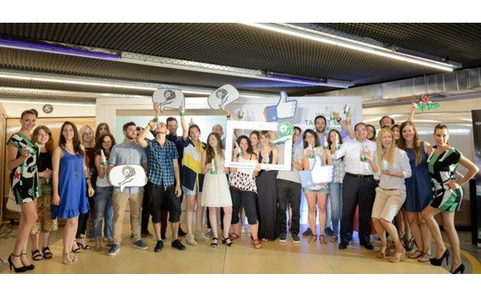 Heineken: Ελληνική δημιουργικότητα στην παγκόσμια καμπάνια