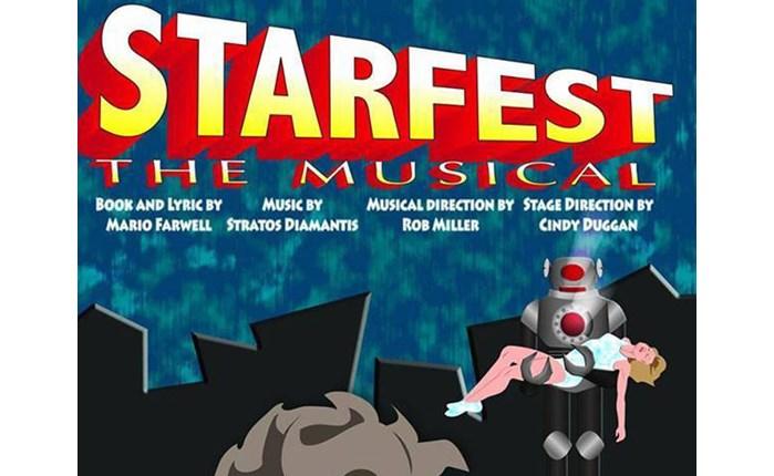 Starfest: Πρεμιέρα στην Αμερική