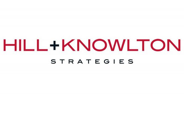 Xρυσή χρονιά για την Hill+Knowlton Strategies