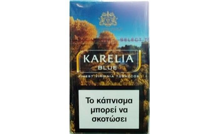 Από τη McCann Erickson τα συλλεκτικά Karelia Blue