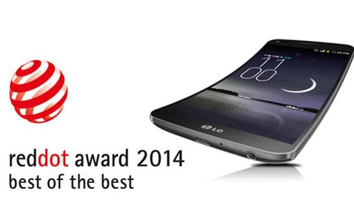 LG: Διακρίσεις στα Red Dot Awards