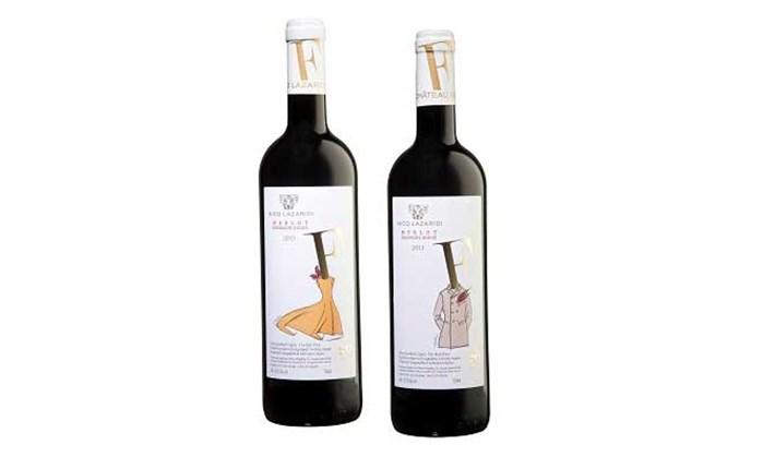Η Tiem δημιούργησε για το κρασί F-εὖ