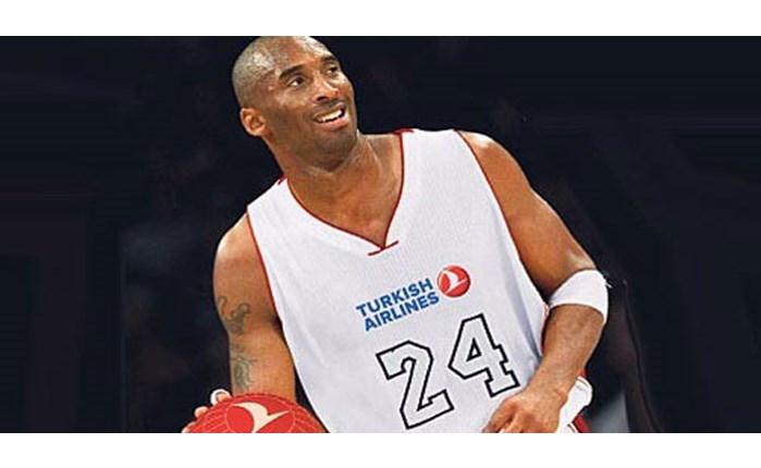 Ο Μπράιαντ διαφημίζει την Turkish Airlines