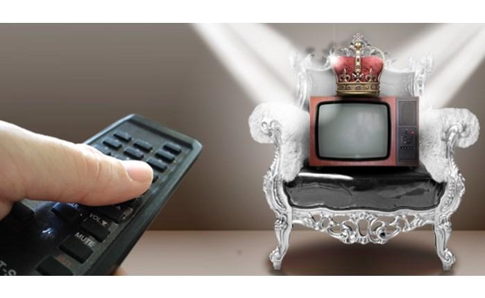 Παραμένει στον θρόνο της η τηλεόραση