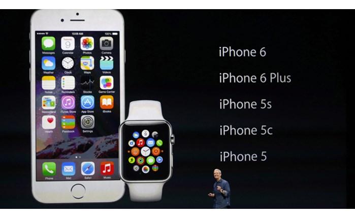 Wearables, Αpple Pay & νέα iPhones από την Apple