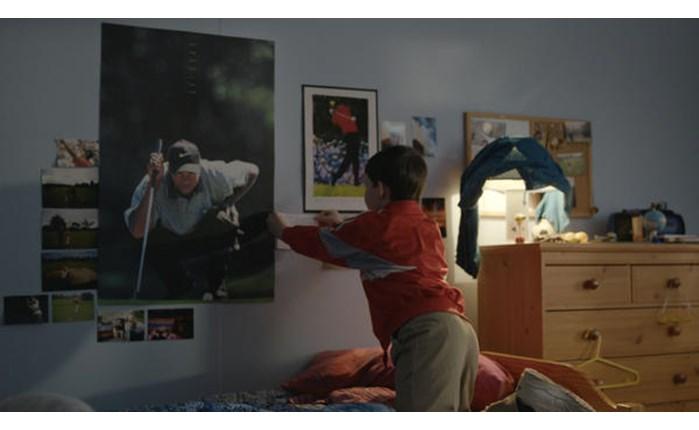 Nike: Διαφημιστικό με τον T. Woods