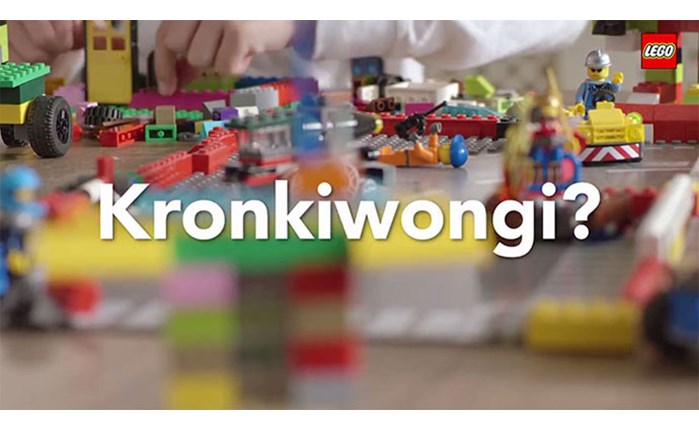 Νέα παγκόσμια καμπάνια της Lego