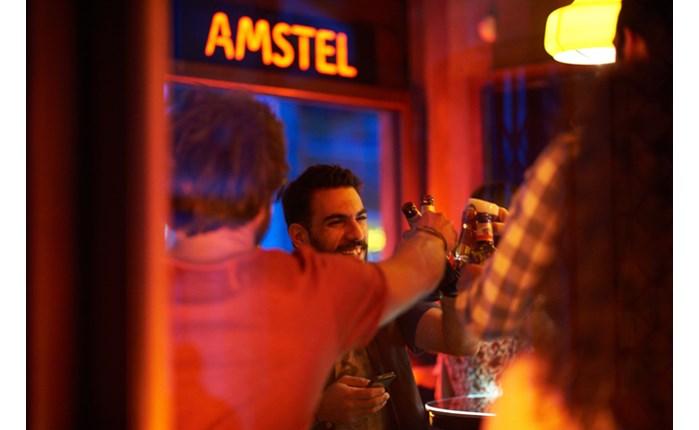 Νέα καμπάνια από την Amstel