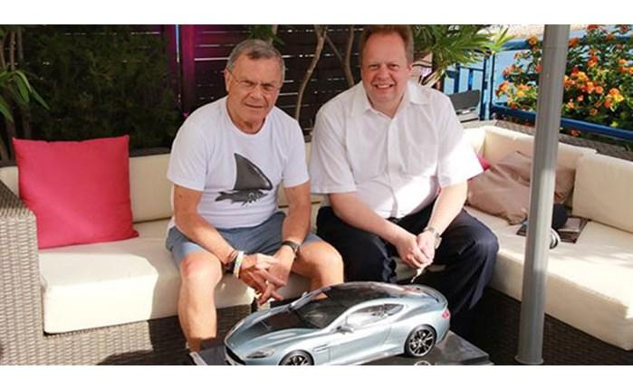 Παγκόσμια συνεργασία Aston Martin με WPP
