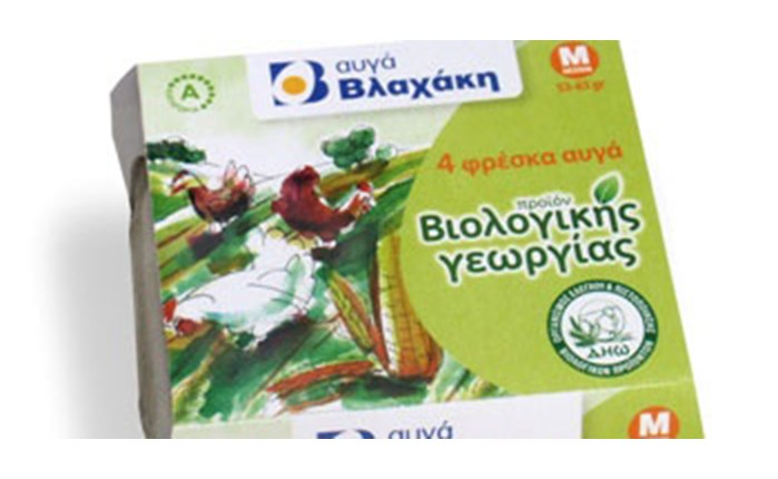 Στην Oxygen2Adv τα Αβγά Βλαχάκη