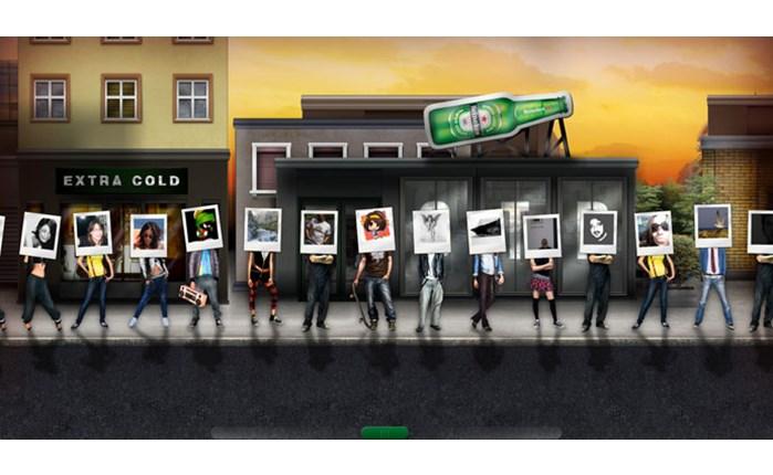 H OgilvyOne υπογράφει την ουρά της Heineken!