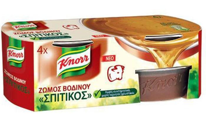Καμπάνια της Lowe για τον Knorr Σπιτικό