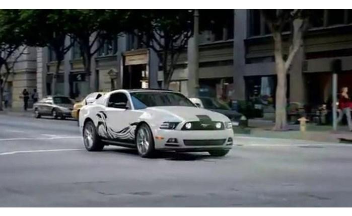 Καμπάνια της Ford για το Mustang
